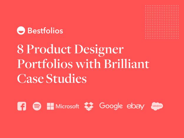 1*cs5eDevZEtZ2TT1y_inXhA 8 Product Designer Portfolios with Brilliant Case Studies Design Inspiration Random