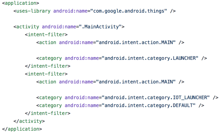 Android Things: From 0 to Hello World