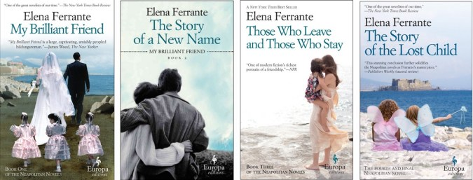 Previously on the Neapolitan Novels  Your Study Guide to Elena Ferrante