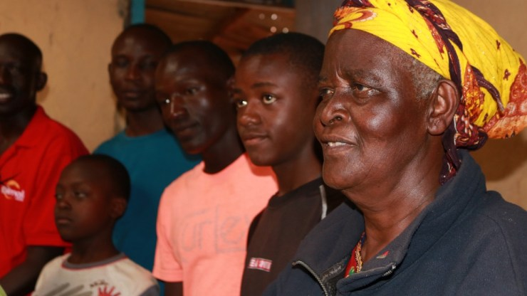 Mama Lorna Kibera