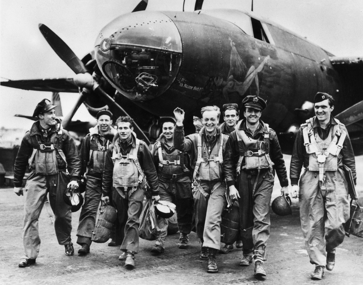 It S Amazing Just How Many Americans Served In World War Ii