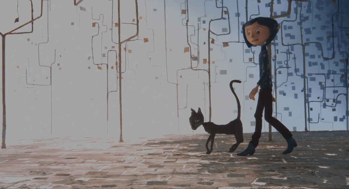 Coraline And Freud Distinguishing Being And Semblance