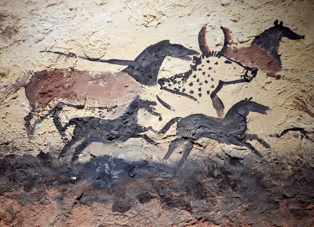 What The Lascaux Cave Paintings Tell Us About The Nature