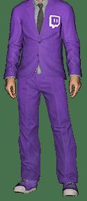 A Twitch Prime Glitch Suit
