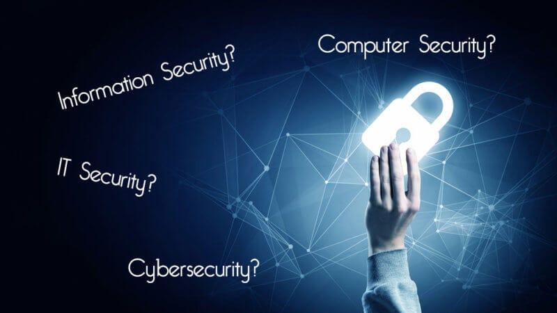 Information Security Versus Cyber Security