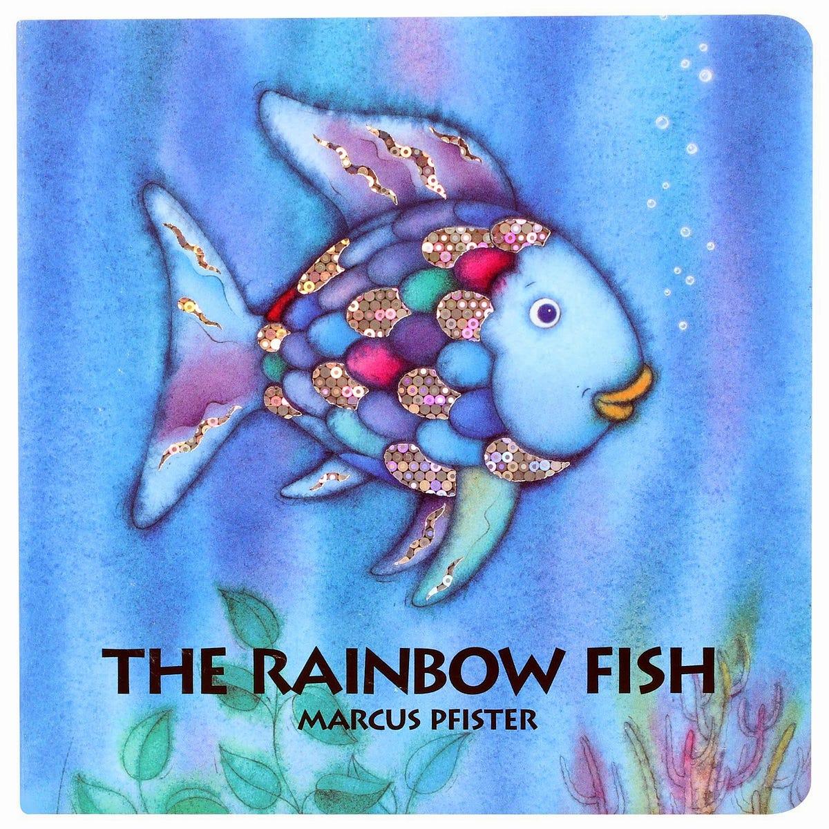 The Rainbow Fish Soojin Kim Medium