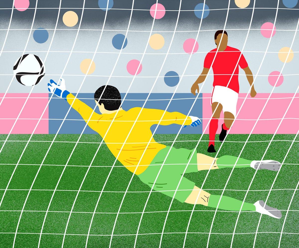 Make Soccer Goals Bigger Mike Force Medium