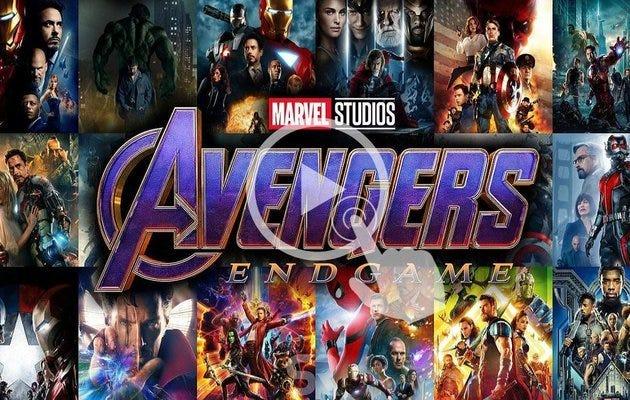 regarder avengers endgame 2019 vf