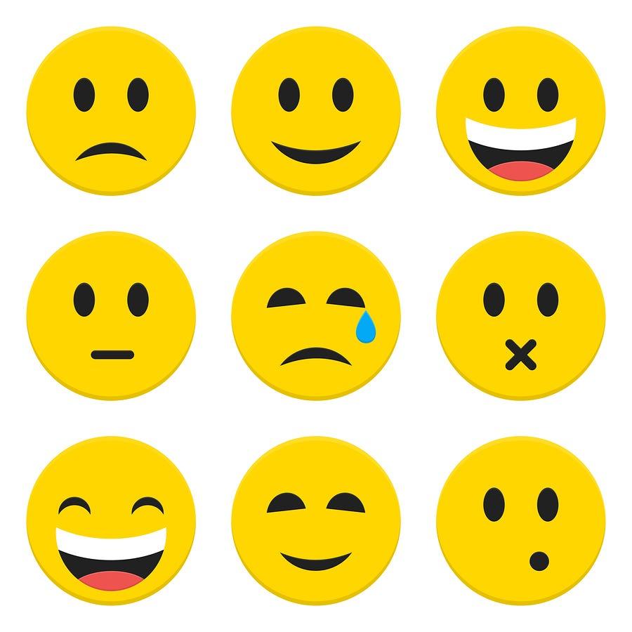 Smile Smiley Content Gratuit