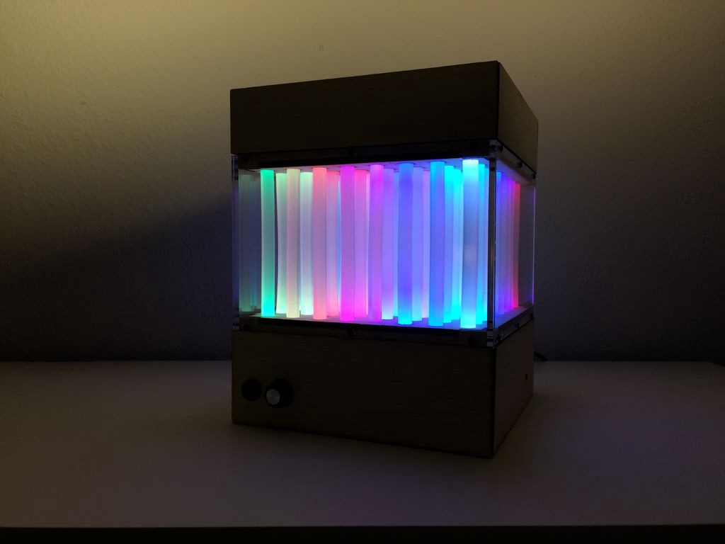 Led Display Light Box