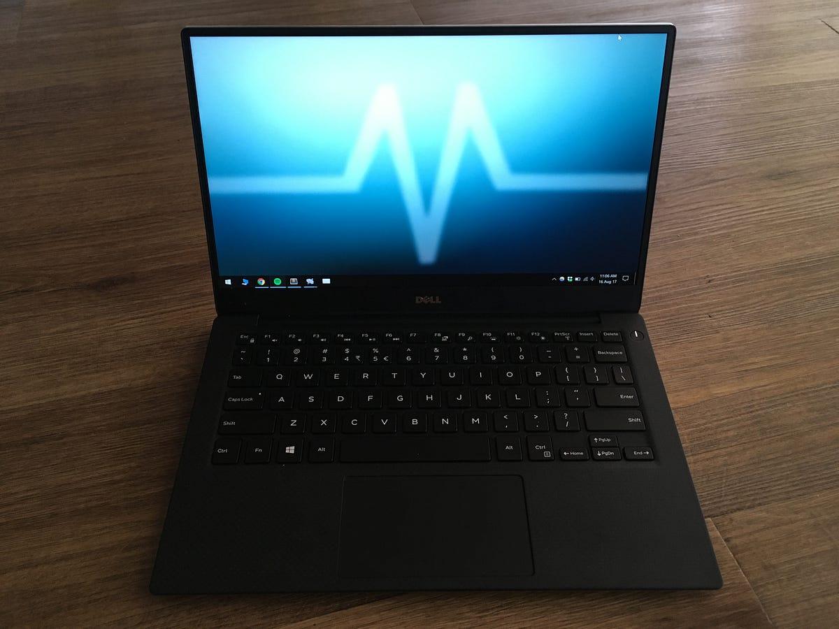 Dell XPS 13 9360 Long-Term Review - Mattesar