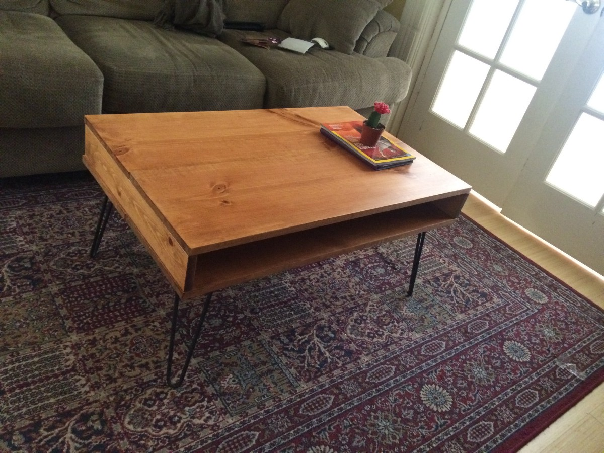Diy Mid Century Modern Coffee Table Nadeem Khan Medium