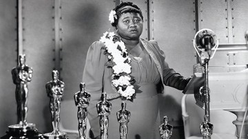Gone With the Wind Star, Hattie McDaniel, 1st Black Oscar winner