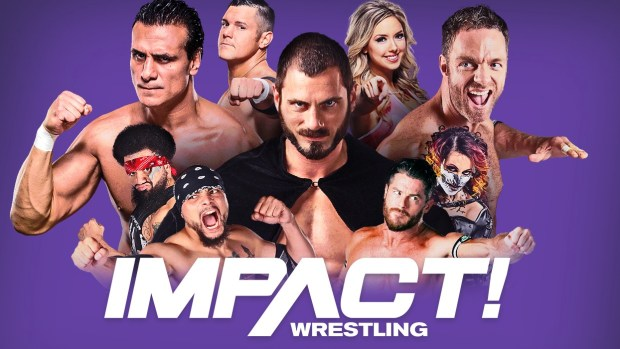 Watch Impact Wrestling 22nd November