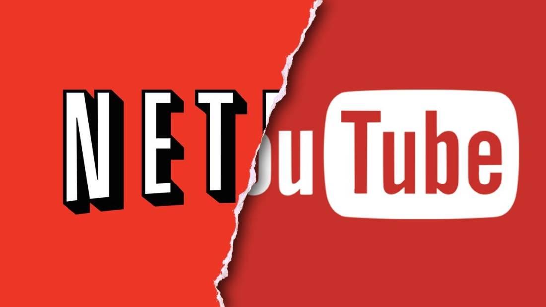Netflix & YouTube