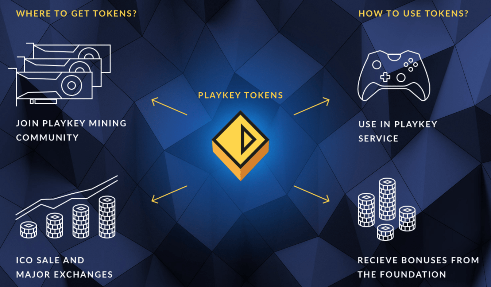 PKT Playkey coin