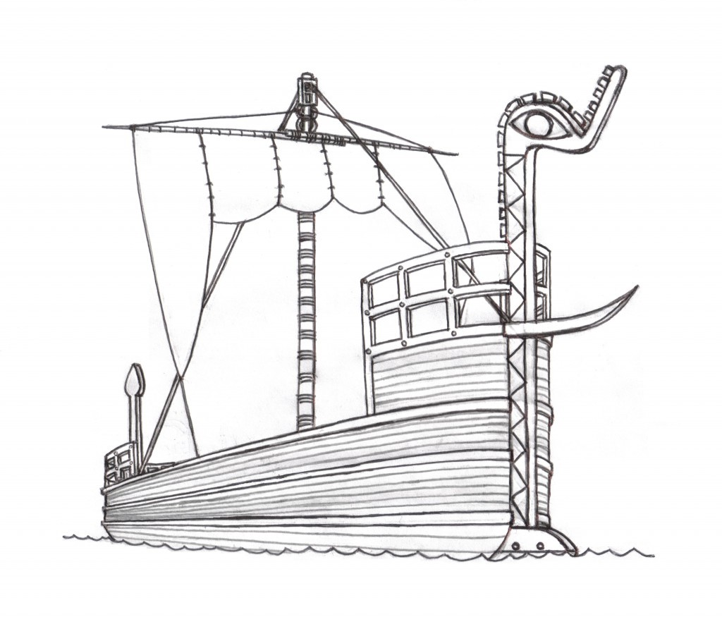 The Ships Of The Sea Peoples