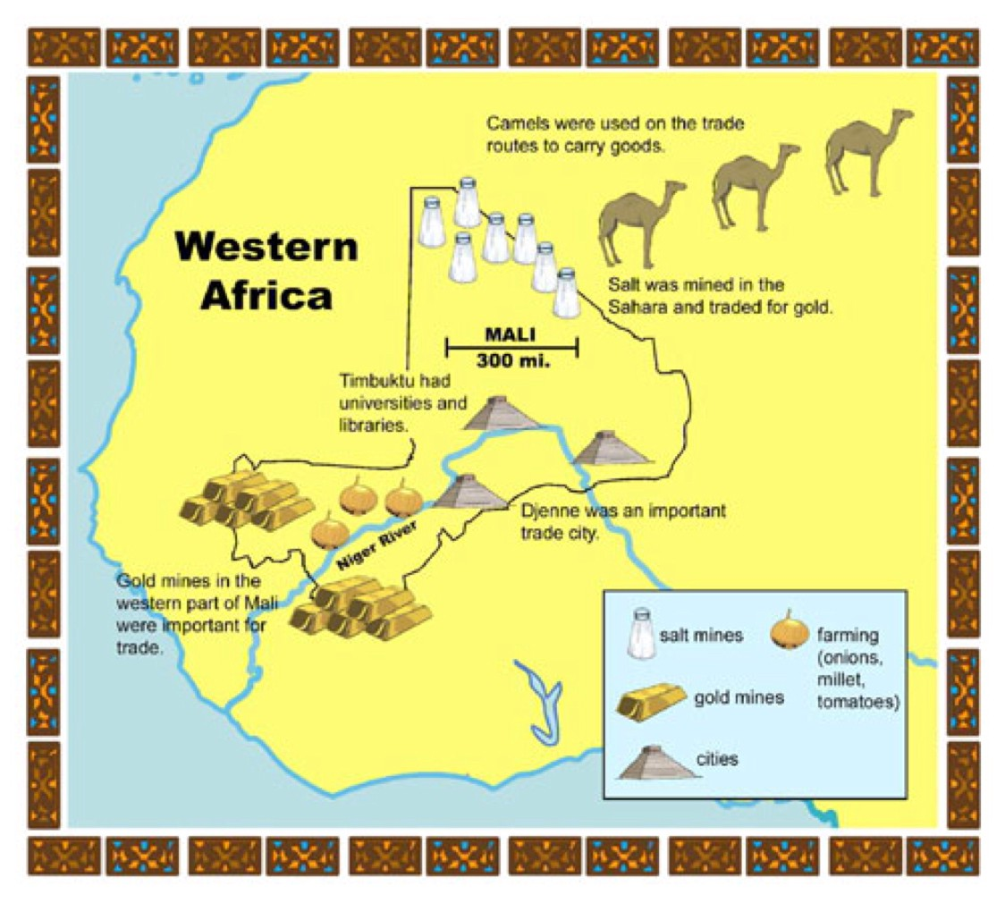 West Africa Trade