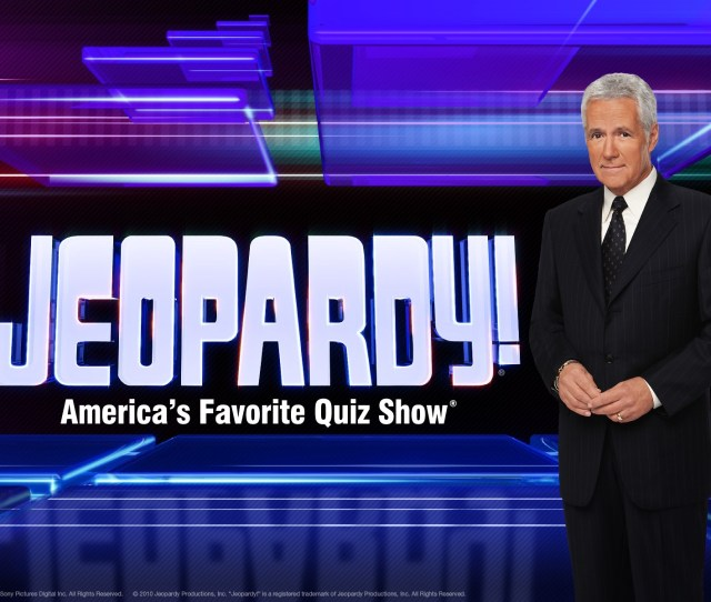 President Elect Drops In For One Last Game On Favorite Quiz Show Days Before Putting Entire Country In Double Even Triple Jeopardy