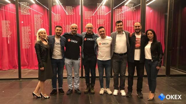 OKEx Talks—Istanbul, Turkey