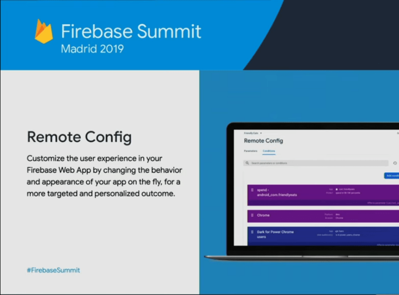 What's New in Firebase 2019…(Remote Config)…