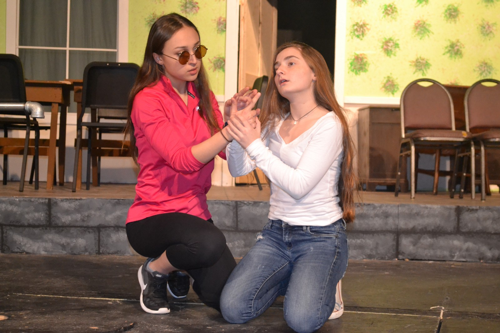 Cherry Hill East Theatre Bringing Story Of Helen Keller S
