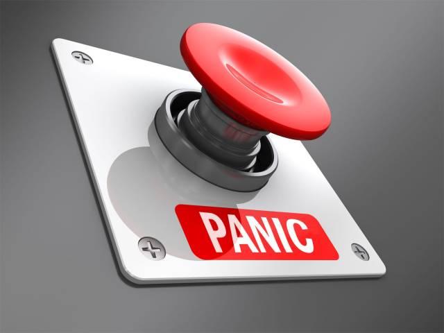 Panic Button Hit At Usoc Hq