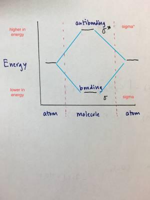 Molecular Orbital Diagrams simplified – Megan Lim – Medium