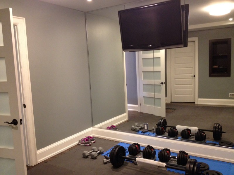 Garage Gym Mirrors     Where to Buy large Gym Mirrors