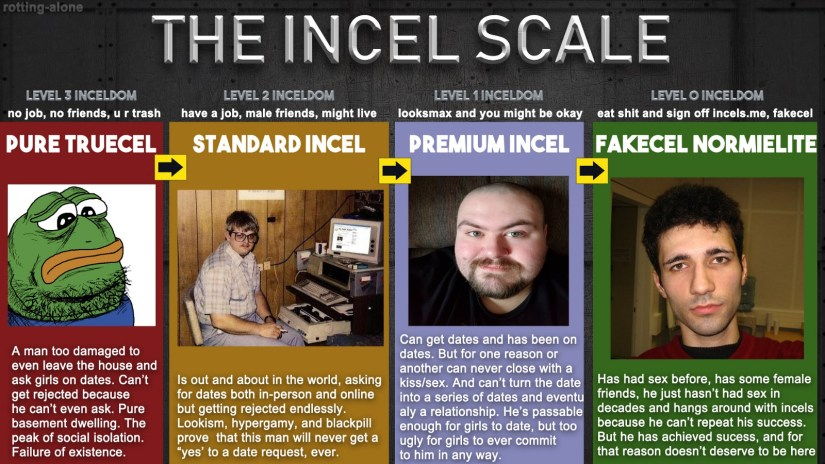 Image result for incel