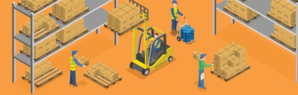 Smart Package Sorting foe Warehouse