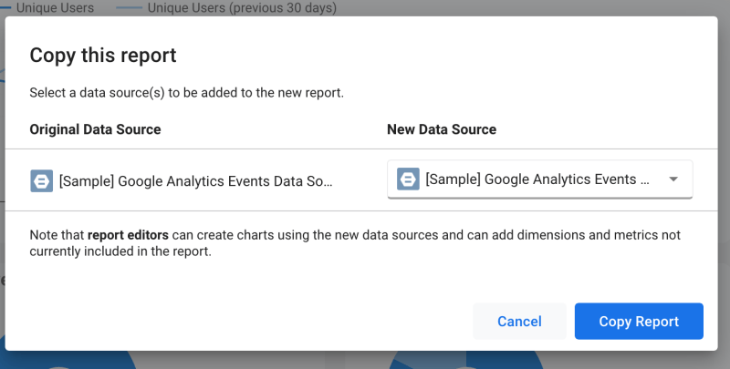 Link to our data source…(BigQuery and Data Studio)