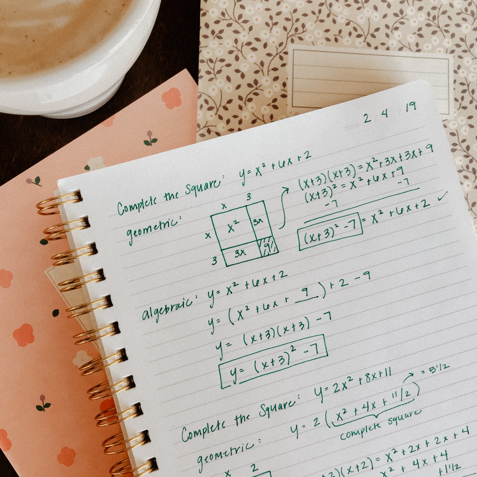 How To Complete The Square Visually Math Hacks Medium