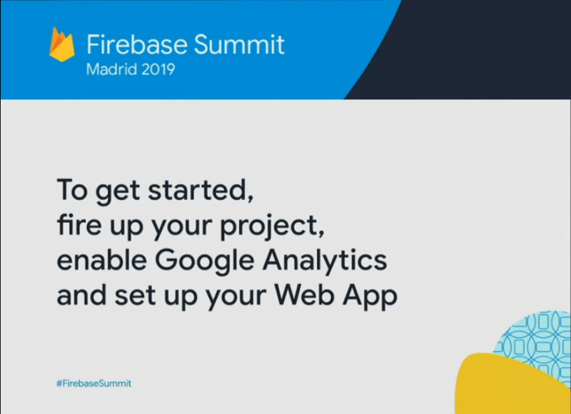 How to get started…?.(Firebase 2019)