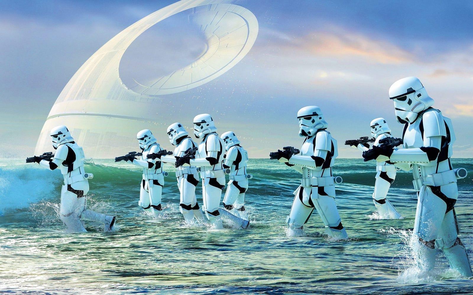 Rogue One Stormtrooper Wallpaper