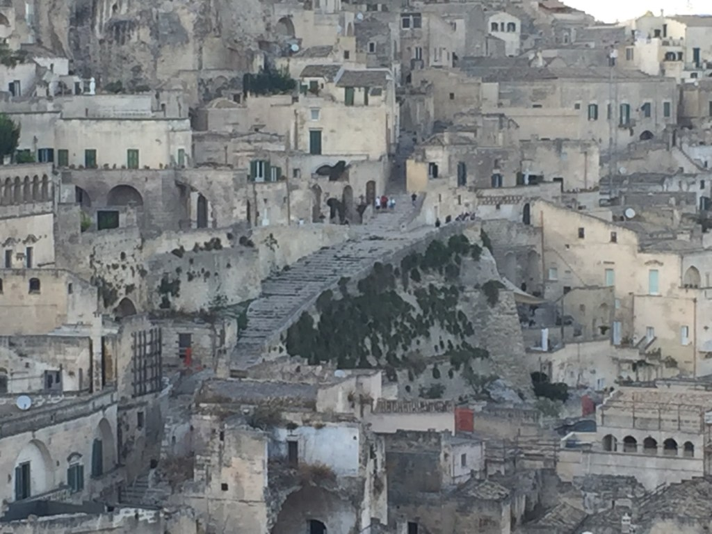 Sassi of Matera