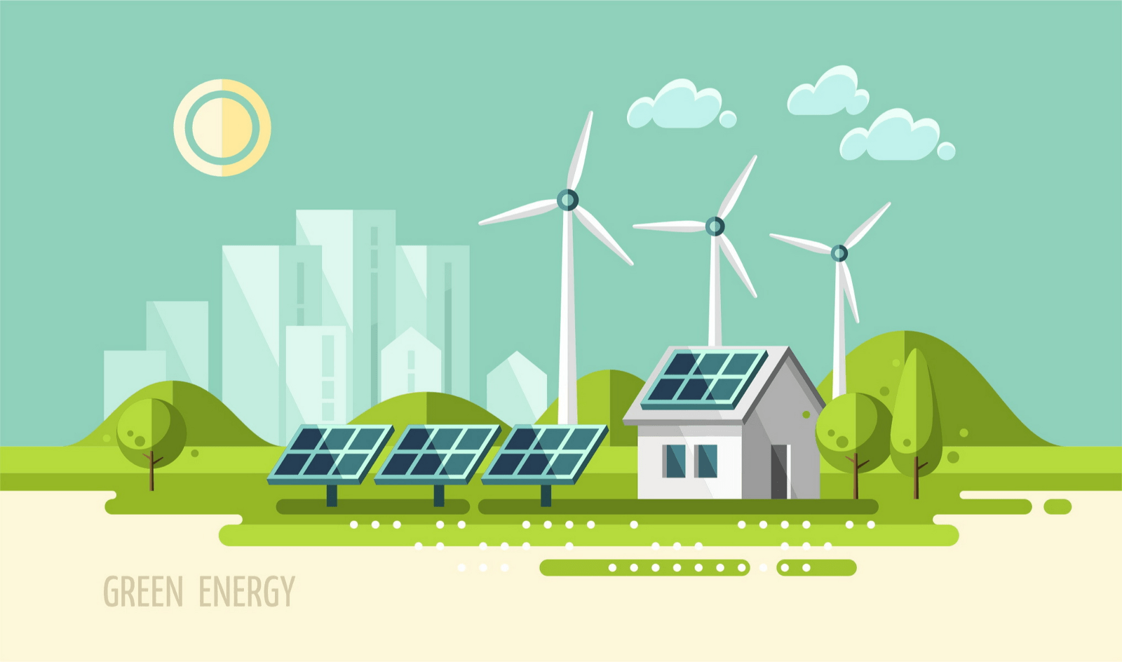 Ompetition Of Renewable Energy Sources Solar Dao Medium