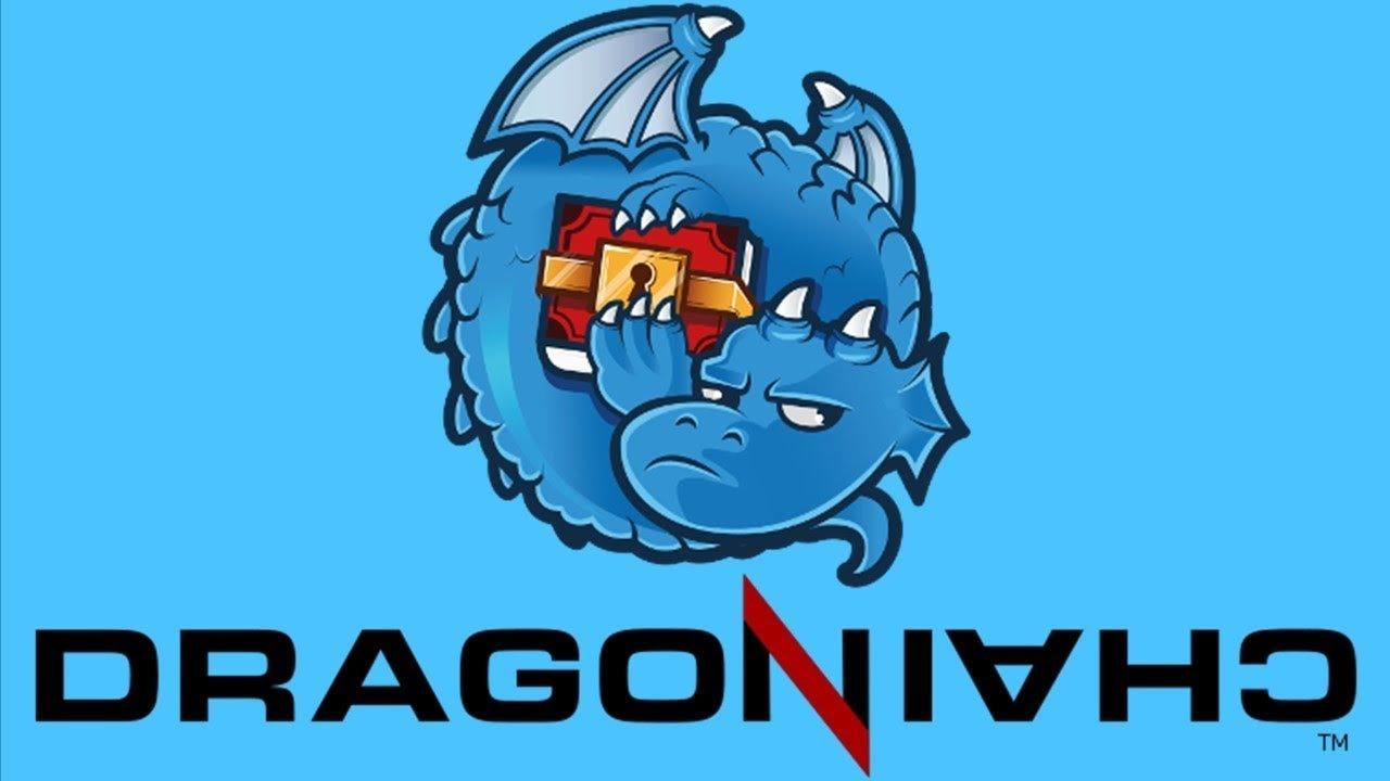 1. DragonChain (DRGN)