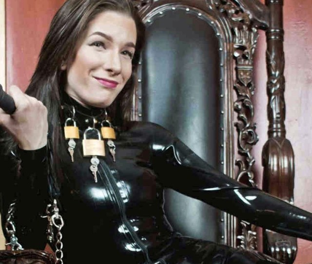 What Is A Dominatrix Femdom Or Domme