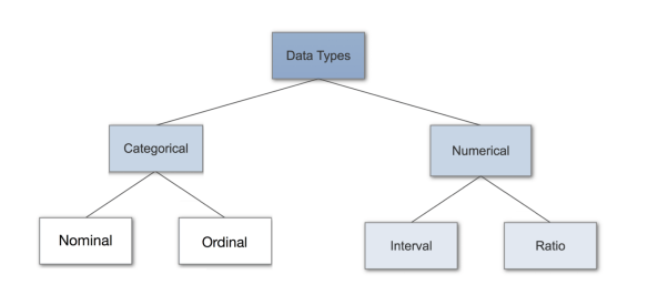 Maths 101: Part 1: Data Types and their visualization