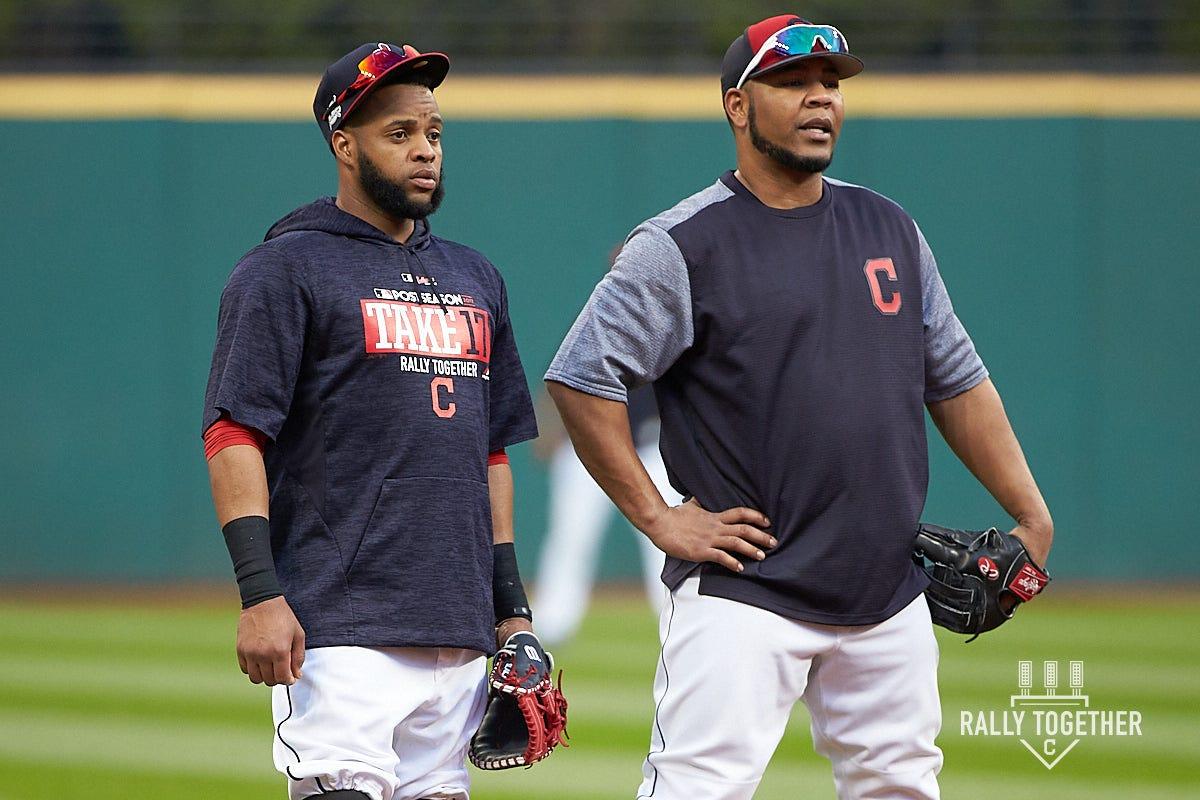 Erik Gonzalez Cleveland Indians