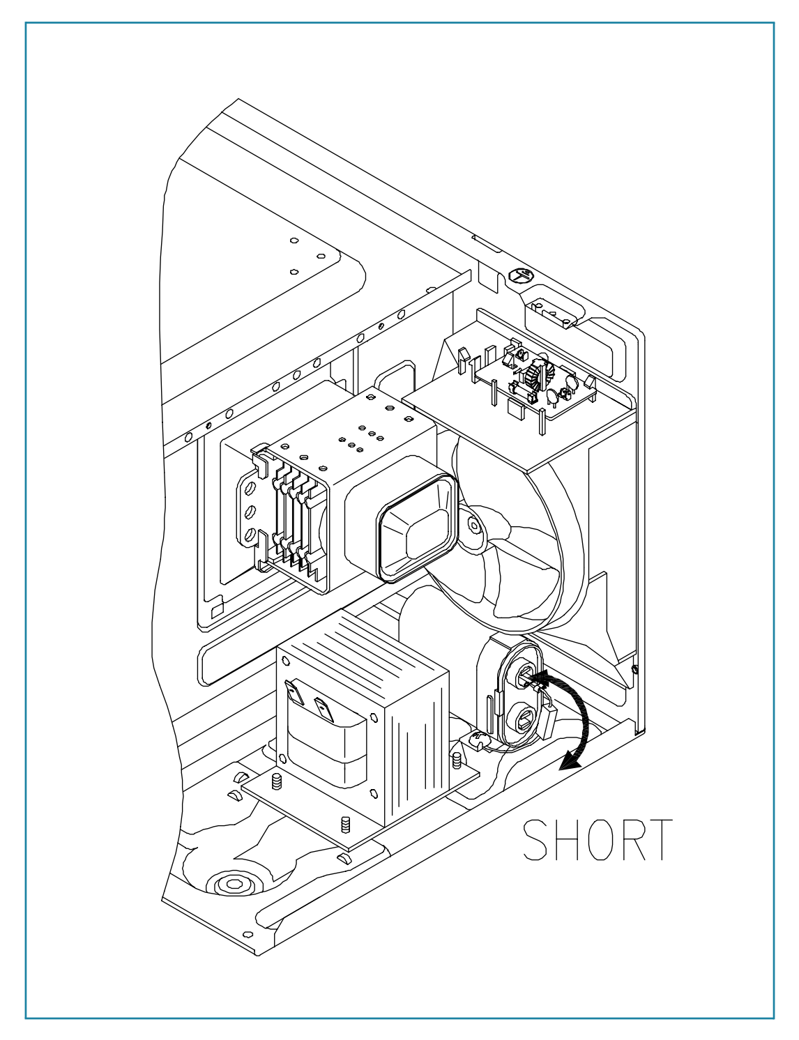 Though i did find the parable daewoo kor 161 service manual on daewoo mx this manual describes how to short the high voltage capacitor