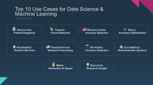 Top 10 Machine Learning Use Cases: Part 3 – Inside Machine