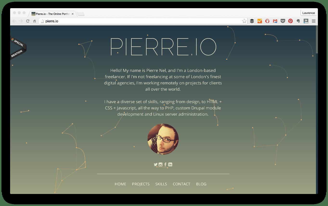 15 Web Developer Portfolios To Inspire You Freecodecamp