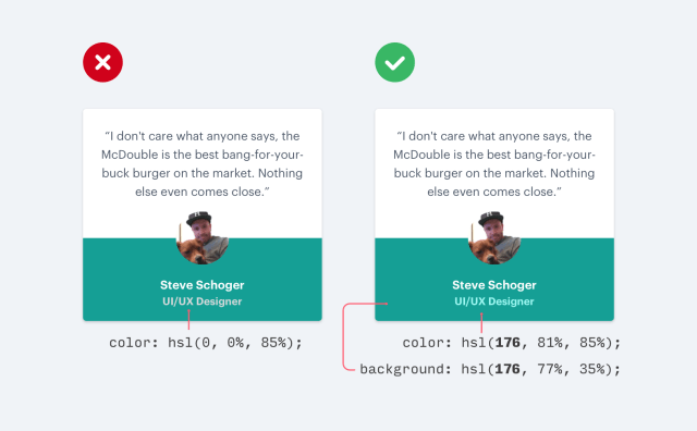 1*mJNQKesDhIBNahphhHYs6w - 7 Practical Tips for Cheating at Design – Refactoring UI