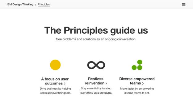 designing for diversity – design at ibm – medium