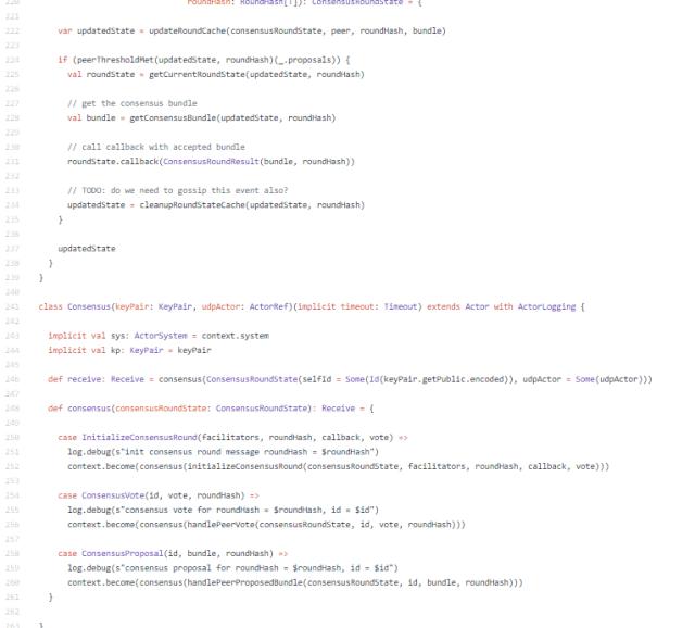 1*mrhla23SewsiqFvVOpvVzg Constellation Code Review: Blockchain OS