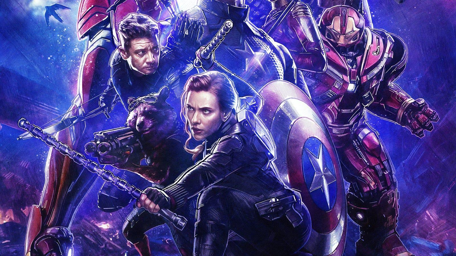 avengers: endgame (2019) streaming vostfr – brian durham – medium