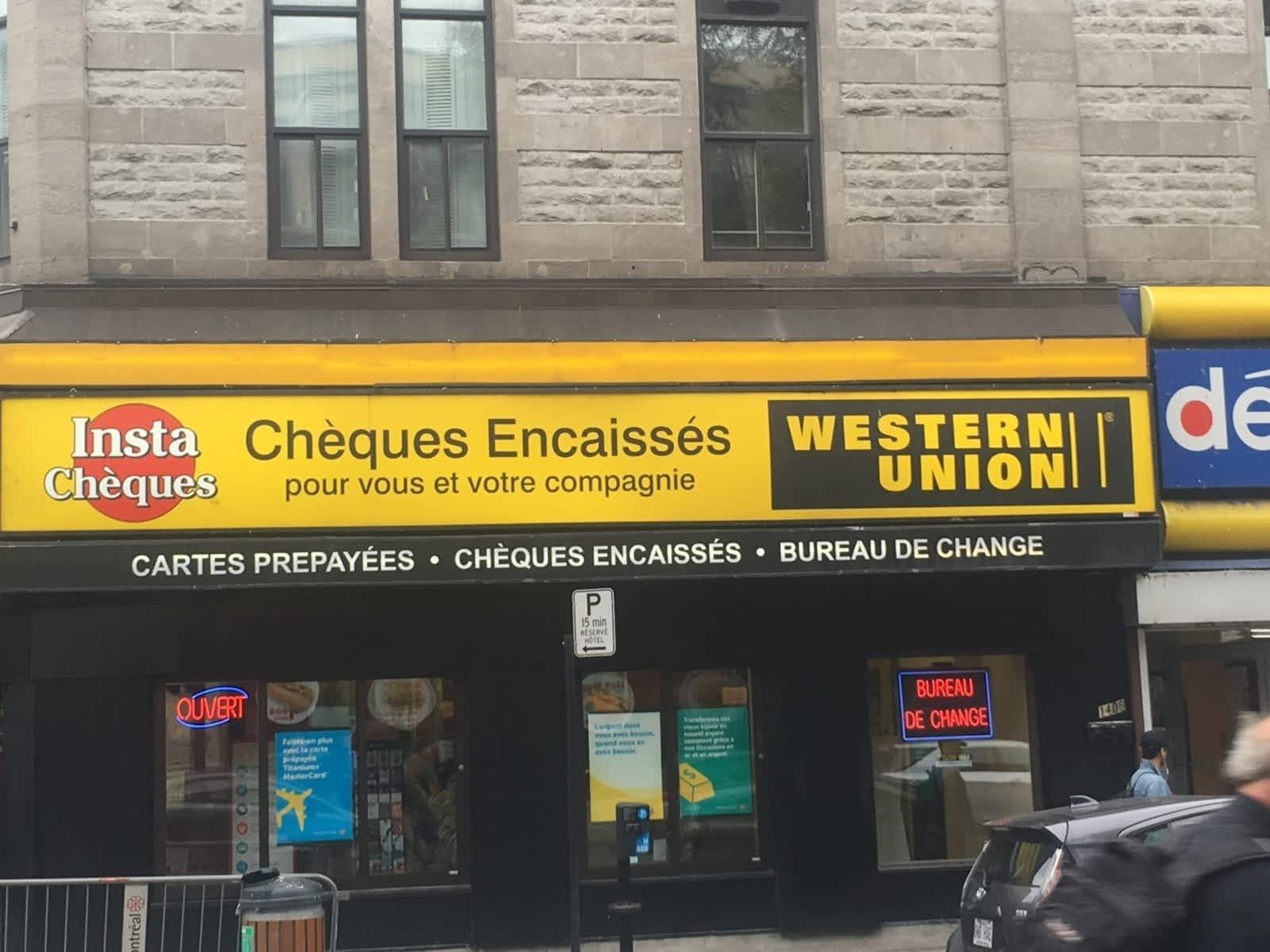 western union agent location