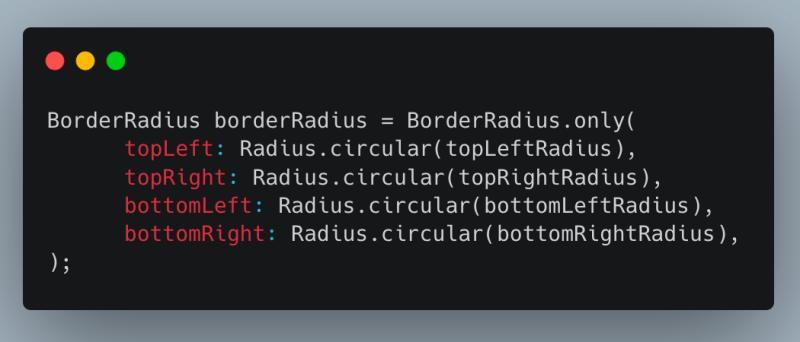 BorderRadius